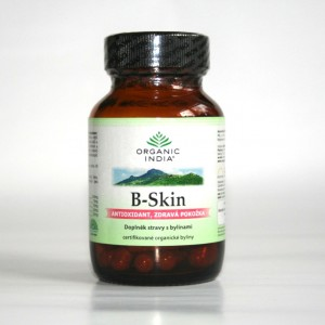 B-Skin - Antioxidant and healthy skin (60 capsules)