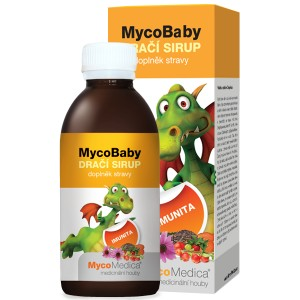 Myco Baby - Dragon syrup (200ml)