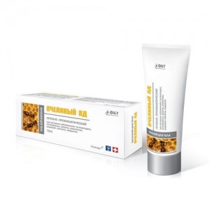 SOFIA - cream with bee venom and herbal oils and extracts