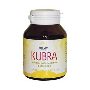 Kubra - digestion, metabolism, detoxification (60 vegan capsules)
