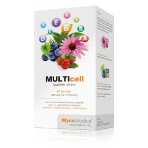 MultiCell (60 tablets) multivitamin supplement
