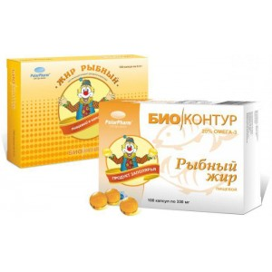 Fish Oil Omega 3 with hippophae ramnoides